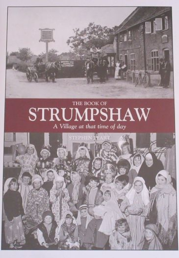 The Book of Strumpshaw - A Village at that time of day, by Stephen Peart
